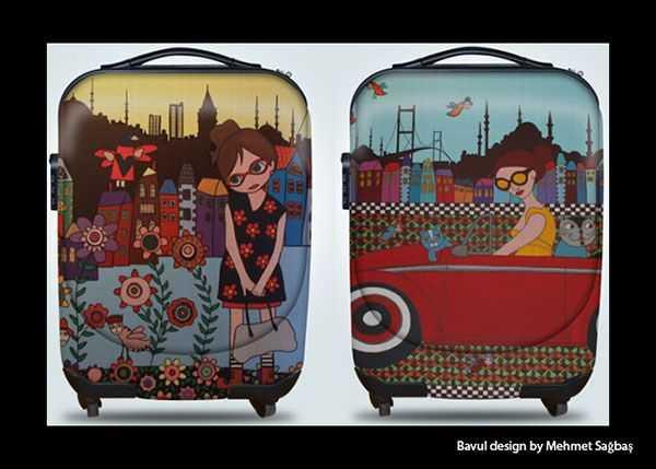 Bavullarım