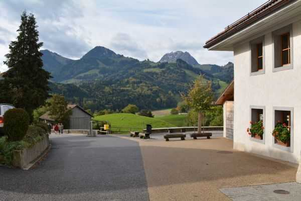 Gruyeres - İsviçre