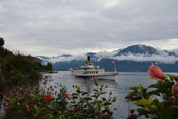 Cenevre Gölü - İsviçre tarafı
