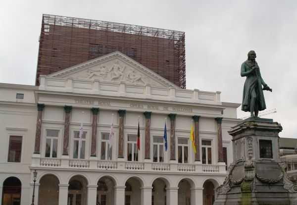Liege Opera Binası