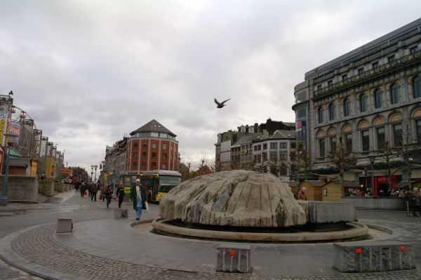 Place Saint-Lambert - Liege