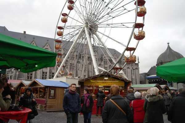 Noel marketleri - Liege