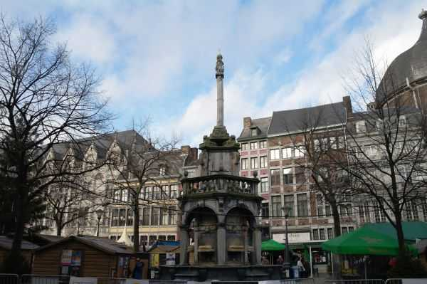 Place du March - Liege