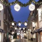 Maastricht ve Valkenburg'da Noel