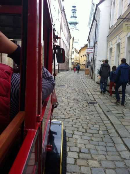 Bratislava'da tur