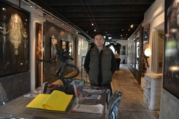 Gruyeres - Giger Müzesi