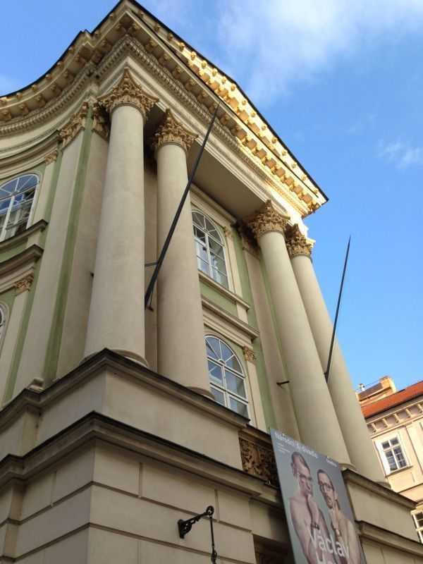 Prag Mozart Opera House