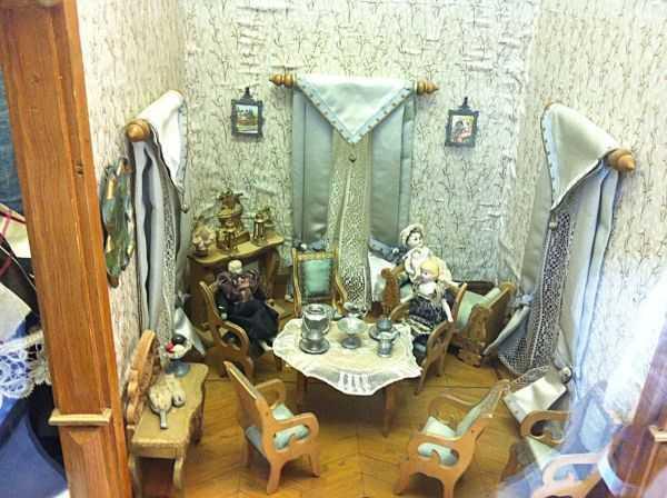 Prag Oyuncak Müzesi'nden detay (2)