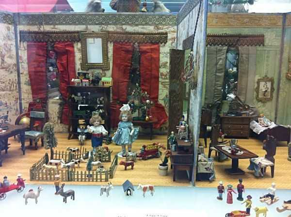 Prag Oyuncak Müzesi'nden detay (3)