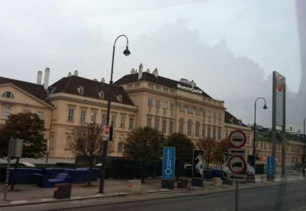 Viyana museum quarter