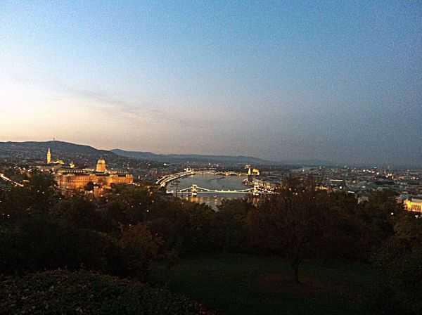 sessiz güzel Budapeşte