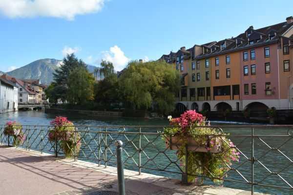 Annecy - Le Thiou Kanalı