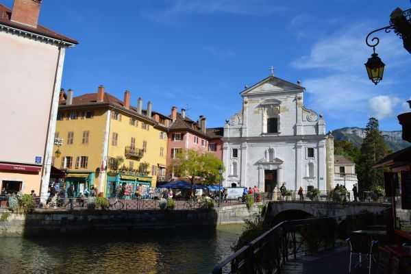 Saint François de Sales Kilisesi, Annecy - Fransa
