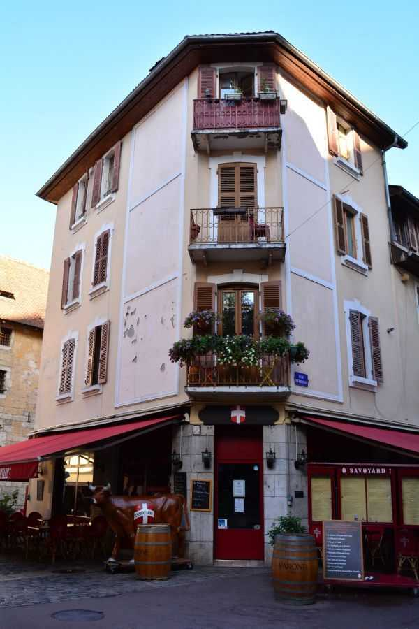 Annecy Şirin Dükkanlar
