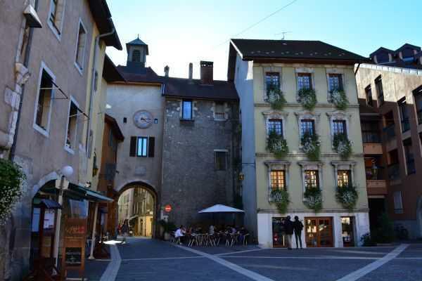 Saat Kulesi, Annecy - Fransa