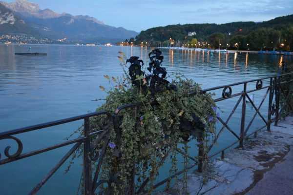 Annecy Gölü - Fransa