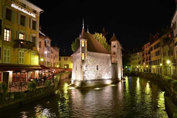 Palais de l'Isle, Annecy - Fransa
