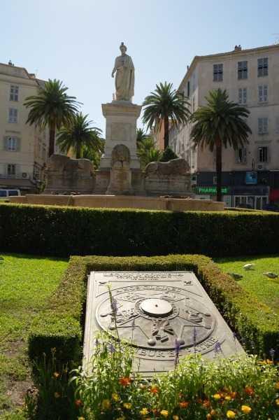 Place Foch - Ajaccio