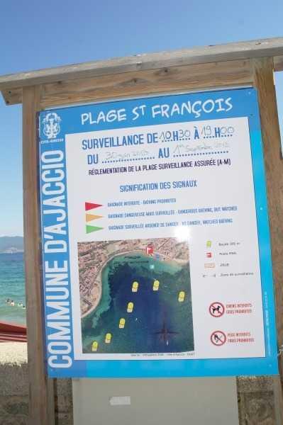 St. Francois Plajı
