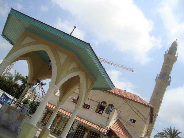 Osmanlı eserleri, Eski Yafa - Tel Aviv