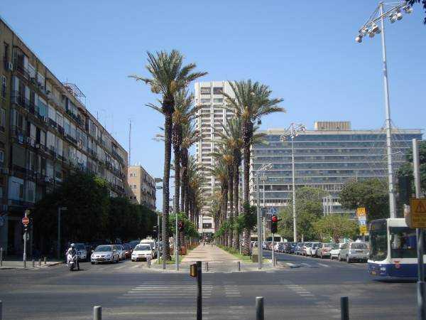 Ben Gurion Caddesi