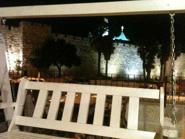Kudüs keyif mekanları