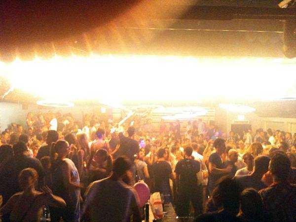 Tel Aviv gece hayatı
