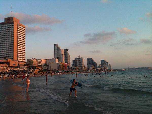 Tel Aviv Sahili