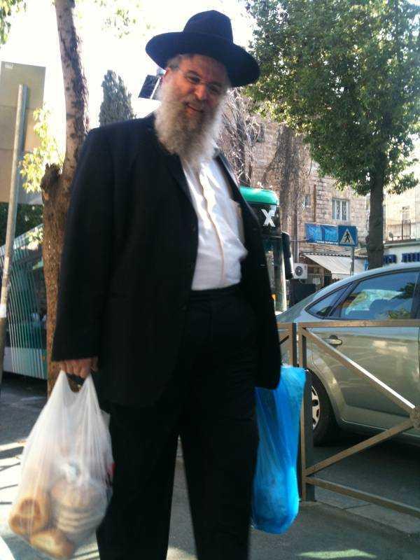 Yerel halk - Mea Shearim