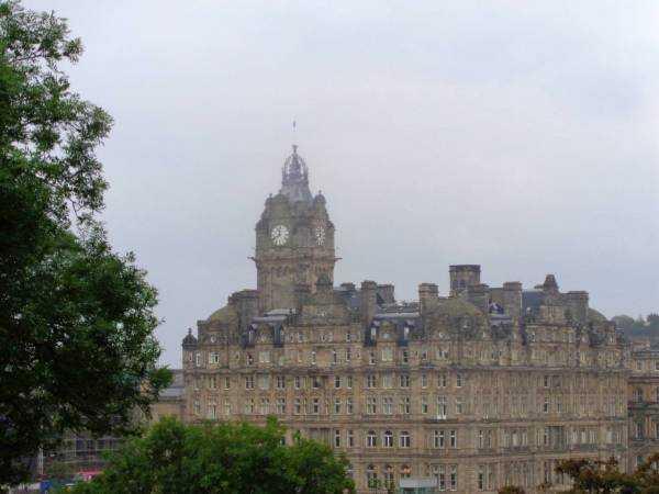 Balmoral Hotel - Edinburgh