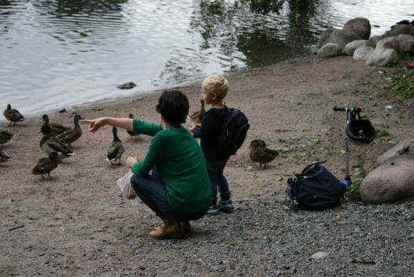 Djurgården çocuklu aileler için mükemmel bir kaçamak…