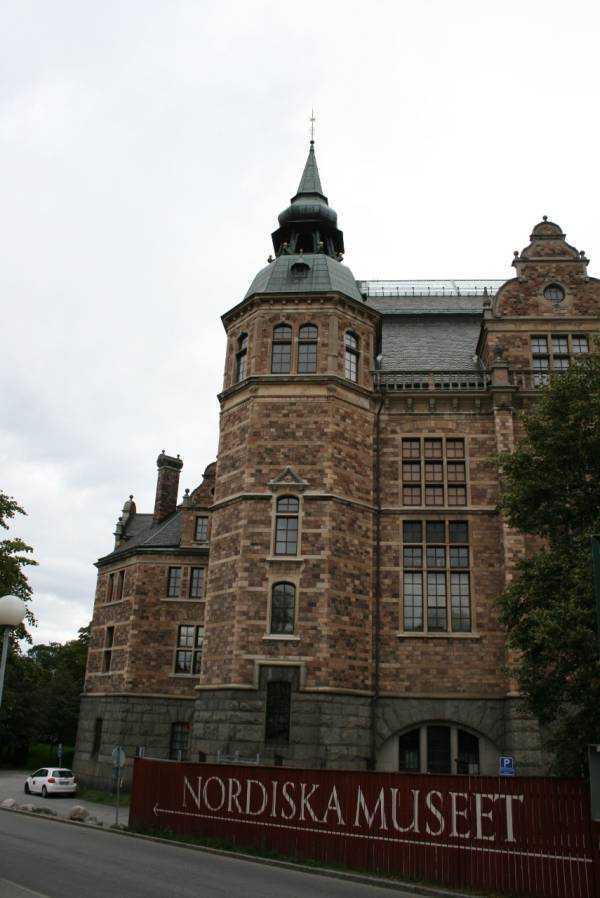 Djurgården Nordiska Müzesi…
