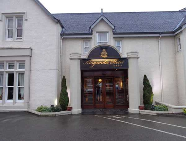 Kingsmills Hotel - Inverness