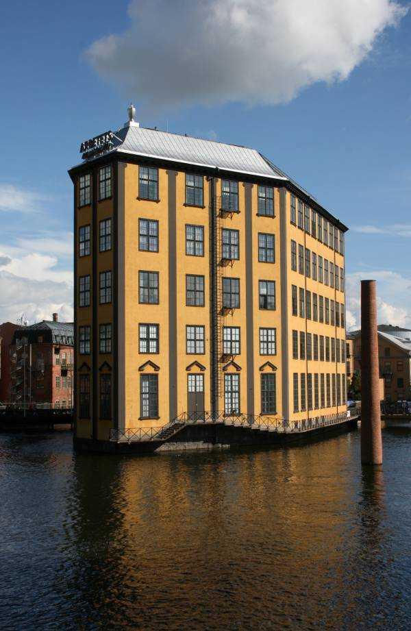 Norrköping - Arbetets Museum…