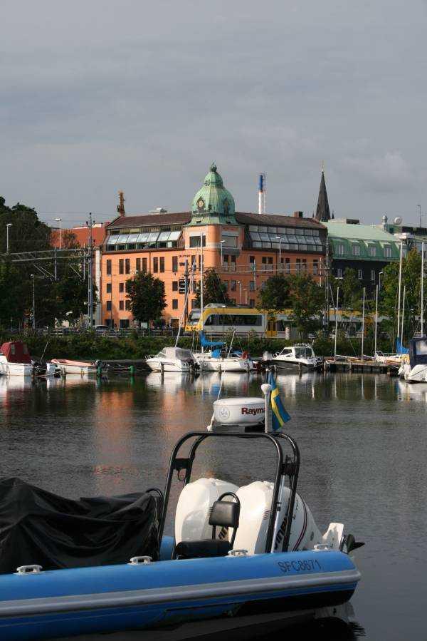 İsveç'in 9. büyük kenti Jönköping