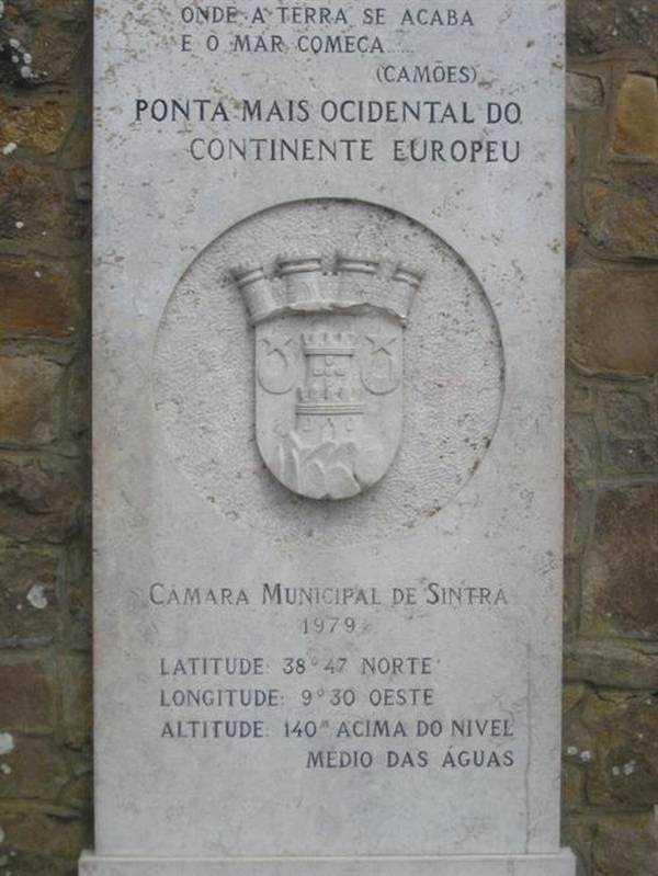 Avrupa Kıtasının En Batı Ucu