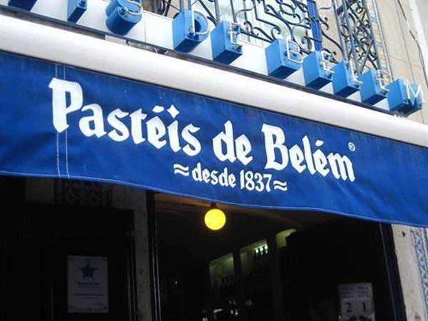 Belem Pastanesi