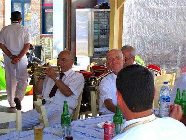 Fuardaki Türk Müzisyenler