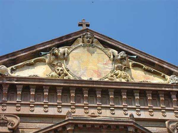 Hagia Therapon Çatı Detayı