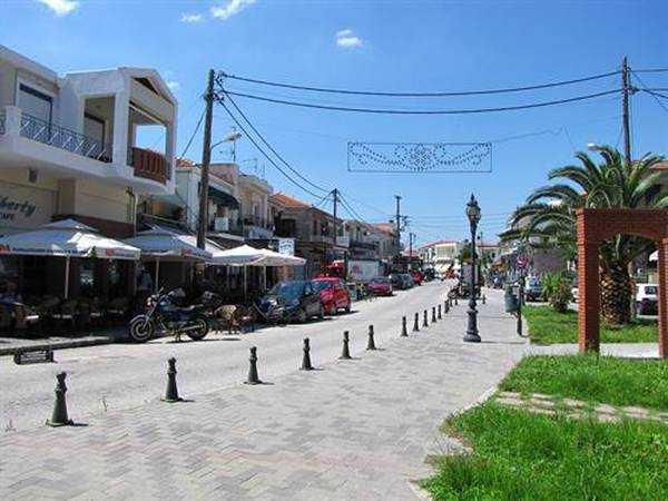 Kalloni Sokakları