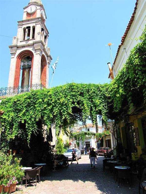 Mantamados Sokakları