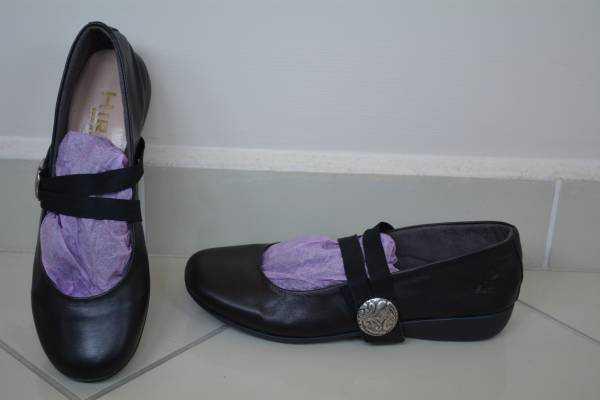Nice'den aldığım ayakkabılar...