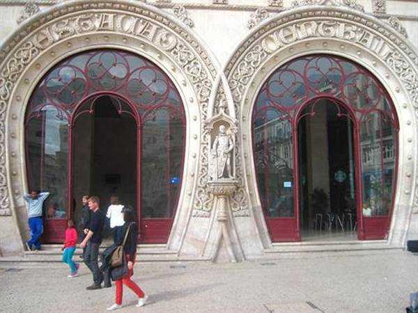 Rossio Tren İstasyonu
