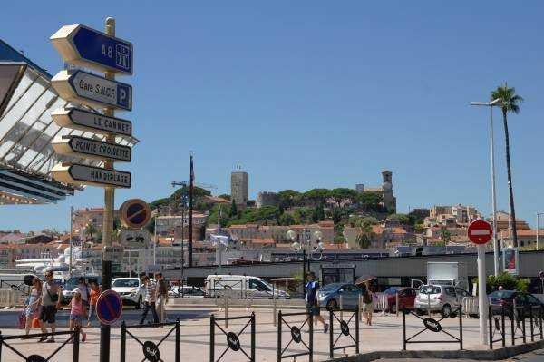 "Eski Şehir ""Le Suquet"""