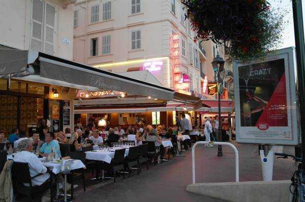 Café Bohéme - Rue Félix Faure