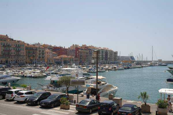 Nice - Liman Bölgesi