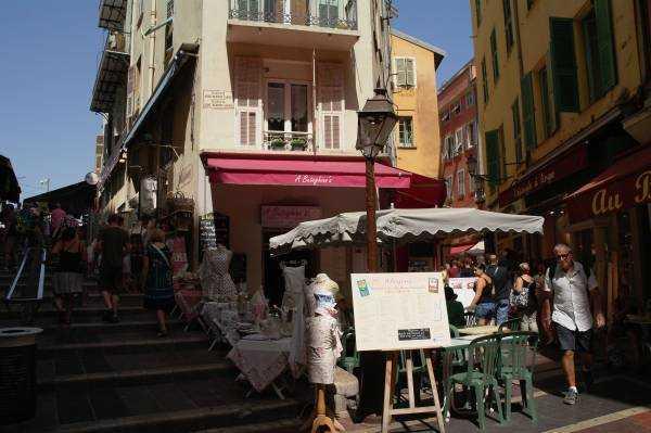 Nice Vieux Ville