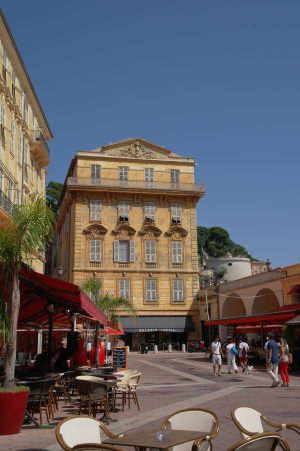 Palais Cais de Pierla - Cours Saleya