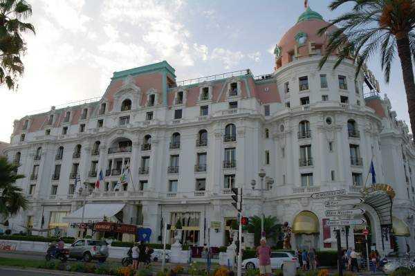 Hotel Negresco - Promenade des Anglais
