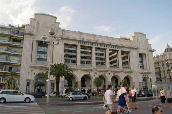 Palais de la Mediterranee - Promenade des Anglais